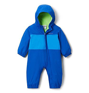 Infant Critter Jitters™ Rain Suit Critter Jitters™ Rain Suit | 634 | 6/12, Azul, Azure Blue, front