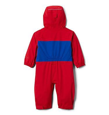 Infant Critter Jitters™ Rain Suit Critter Jitters™ Rain Suit | 634 | 0/3, Mountain Red, Azul, back