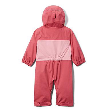 Infant Critter Jitters™ Rain Suit Critter Jitters™ Rain Suit | 634 | 6/12, Rouge Pink, Pink Orchid, back