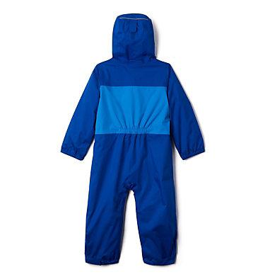 Combinaison de pluie Critter Jitters™ pour tout-petit Critter Jitters™ Rain Suit | 613 | 2T, Azul, Azure Blue, back
