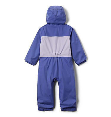Toddler Critter Jitters™ Rain Suit Critter Jitters™ Rain Suit | 634 | 2T, African Violet, Twilight, back