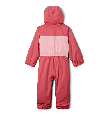 Toddler Critter Jitters™ Rain Suit Critter Jitters™ Rain Suit | 634 | 2T, Rouge Pink, Pink Orchid, back