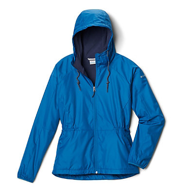 Coupe-vent doublé Side Hill™ pour femme Side Hill™ Lined Windbreaker | 466 | L, Dark Pool, front