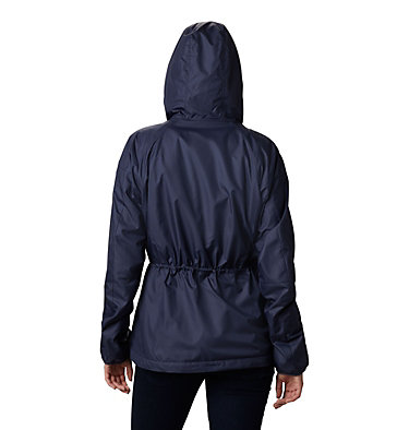 Coupe-vent doublé Side Hill™ pour femme Side Hill™ Lined Windbreaker | 466 | L, Nocturnal, back