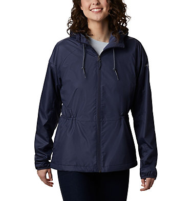 Coupe-vent doublé Side Hill™ pour femme Side Hill™ Lined Windbreaker | 466 | L, Nocturnal, front