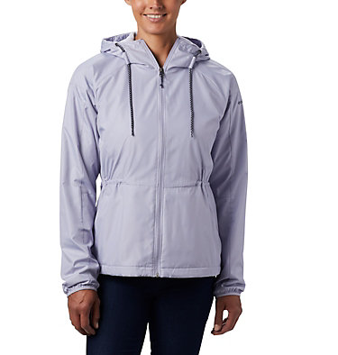 Women's Side Hill™ Lined Windbreaker Side Hill™ Lined Windbreaker | 843 | XL, Twilight, front