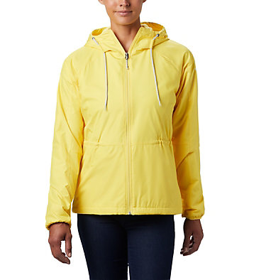 Coupe-vent doublé Side Hill™ pour femme Side Hill™ Lined Windbreaker | 466 | L, Buttercup, front