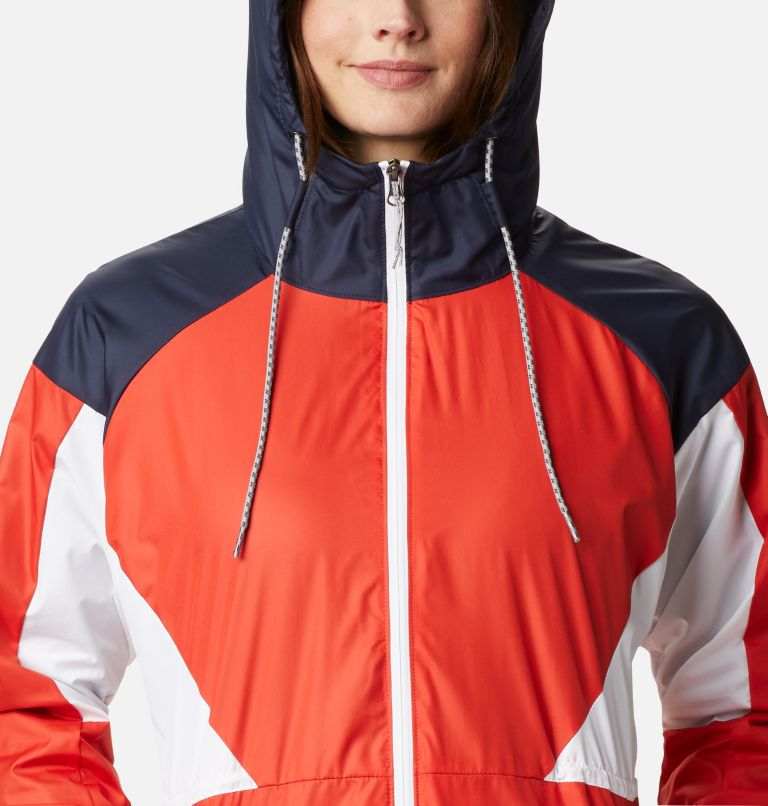 Women's Side Hill™ Lined Windbreaker Women's Side Hill™ Lined Windbreaker, a2