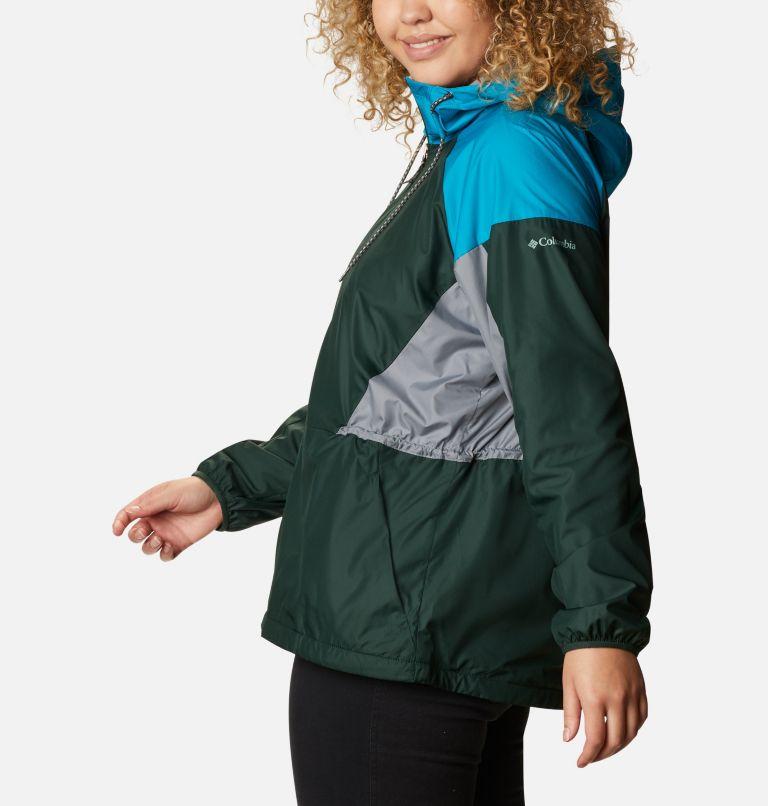 Women's Side Hill™ Lined Windbreaker - Plus Size Women's Side Hill™ Lined Windbreaker - Plus Size, a1