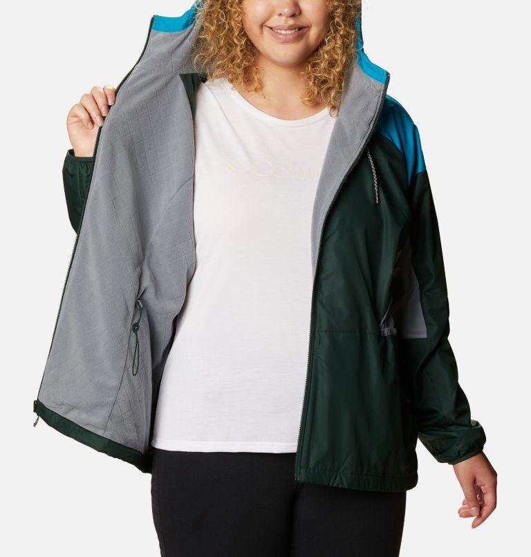 Women's Side Hill™ Lined Windbreaker - Plus Size Women's Side Hill™ Lined Windbreaker - Plus Size, a3
