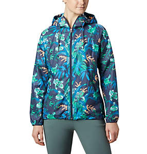 Women's Side Hill™ Printed Windbreaker