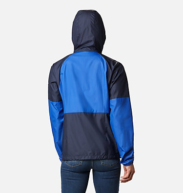 Women's Side Hill™ Windbreaker Side Hill™ Windbreaker | 010 | M, Dark Nocturnal, Lapis Blue, back
