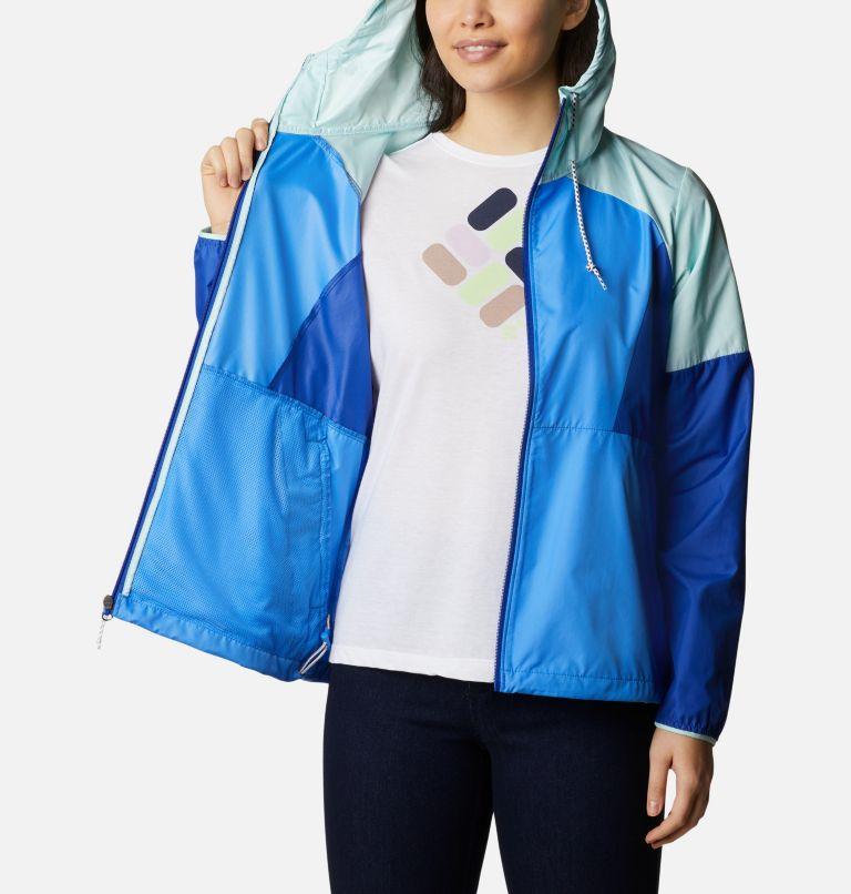 Side Hill™ Windbreaker   485   XS Women's Side Hill™ Windbreaker - Plus Size, Harbor Blue, Lapis Blue, Wind, a3
