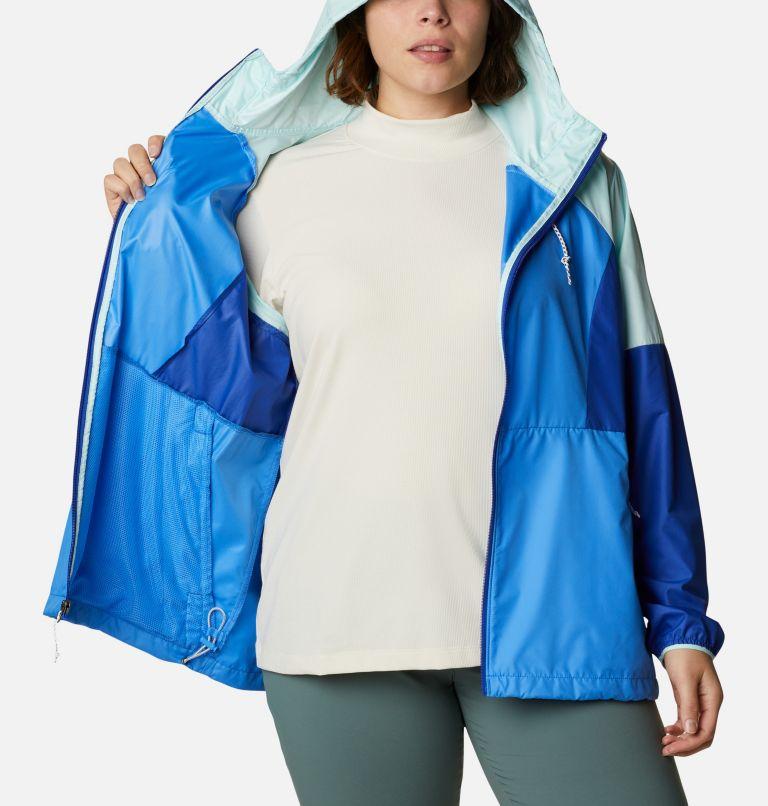 Women's Side Hill™ Windbreaker - Plus Size Women's Side Hill™ Windbreaker - Plus Size, a3