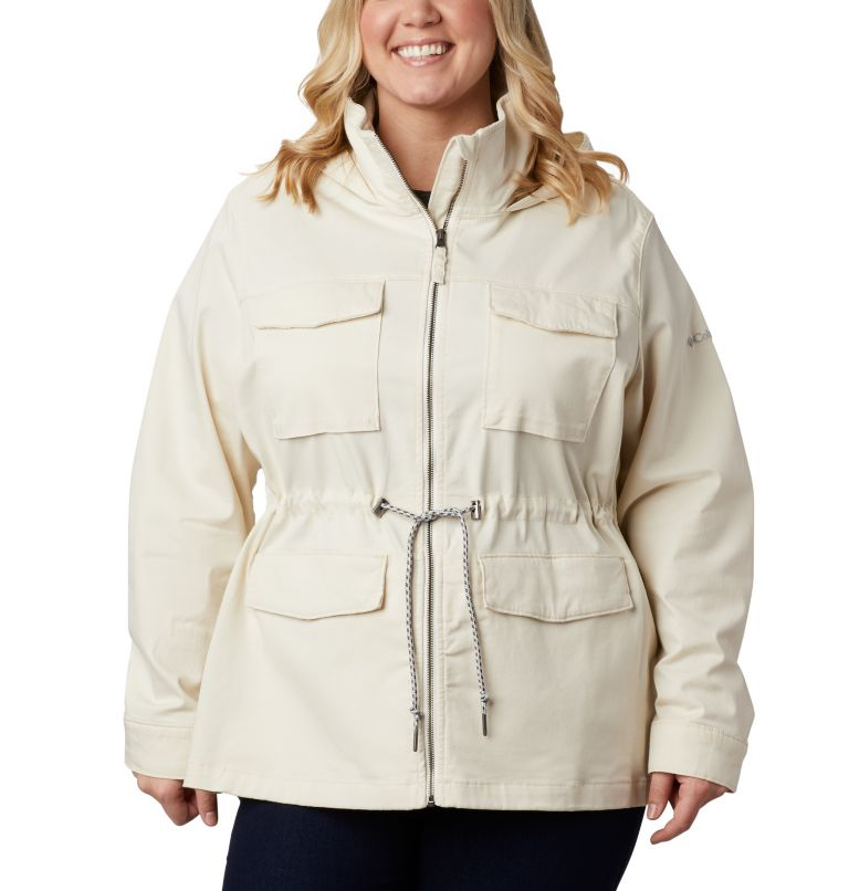 Women's Tummil Pines™ Jacket – Plus Size Women's Tummil Pines™ Jacket – Plus Size, front