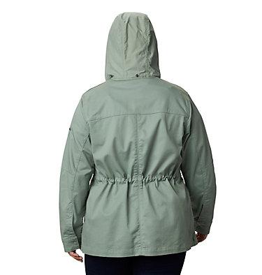 Women's Tummil Pines™ Jacket – Plus Size Tummil Pines™ Jacket | 191 | 1X, Light Lichen, back