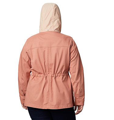 Women's Tummil Pines™ Jacket – Plus Size Tummil Pines™ Jacket | 191 | 1X, Cedar Blush, back