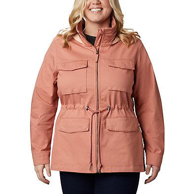 Women's Tummil Pines™ Jacket – Plus Size Tummil Pines™ Jacket | 191 | 1X, Cedar Blush, front