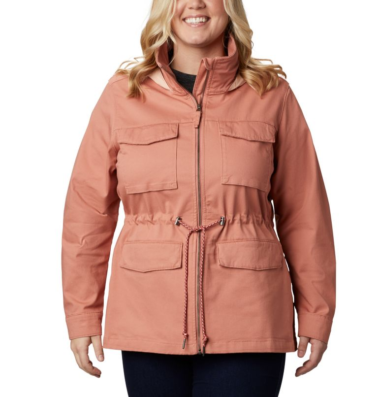 Women's Tummil Pines™ Jacket – Plus Size Women's Tummil Pines™ Jacket – Plus Size, front