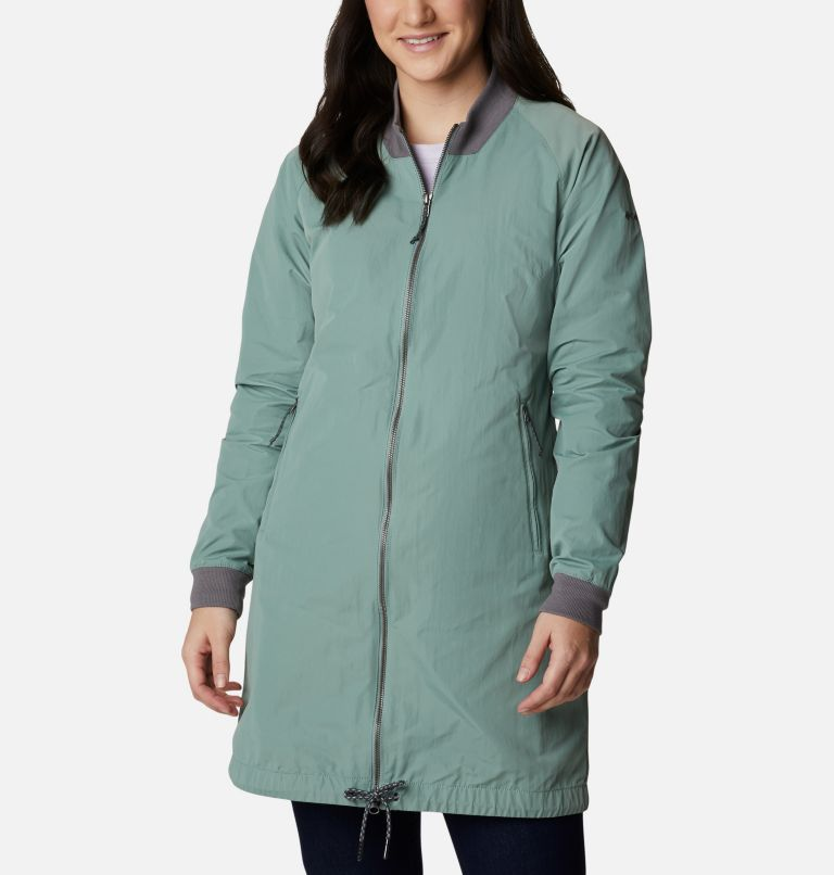 Women's Day Trippin'™ Long Jacket Women's Day Trippin'™ Long Jacket, a4