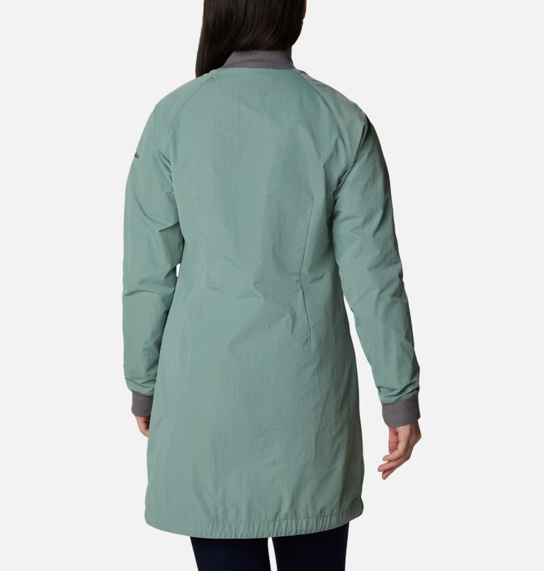 Women's Day Trippin'™ Long Jacket Women's Day Trippin'™ Long Jacket, back