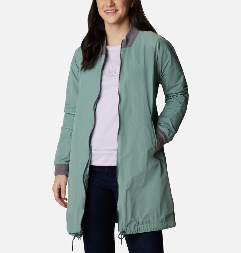 Women's Day Trippin'™ Long Jacket Women's Day Trippin'™ Long Jacket, front