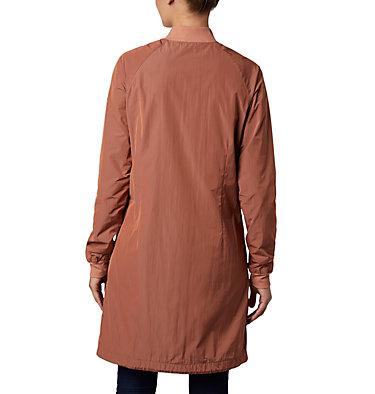 Women's Day Trippin'™ Long Jacket Day Trippin'™ Long Jacket | 648 | XL, Cedar Blush Sheen, back