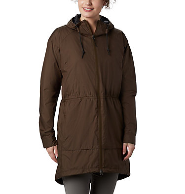Manteau Sweet Maple™ pour femme Sweet Maple™ Jacket | 319 | L, Olive Green, front