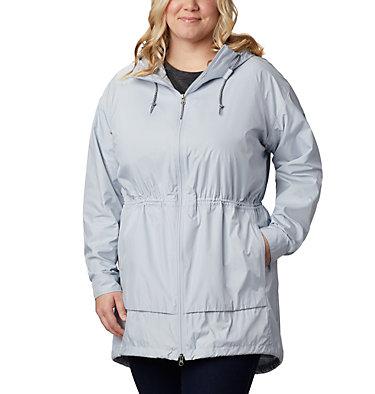Women's Sweet Maple™ Jacket – Plus Size Sweet Maple™ Jacket | 010 | 2X, Cirrus Grey, front