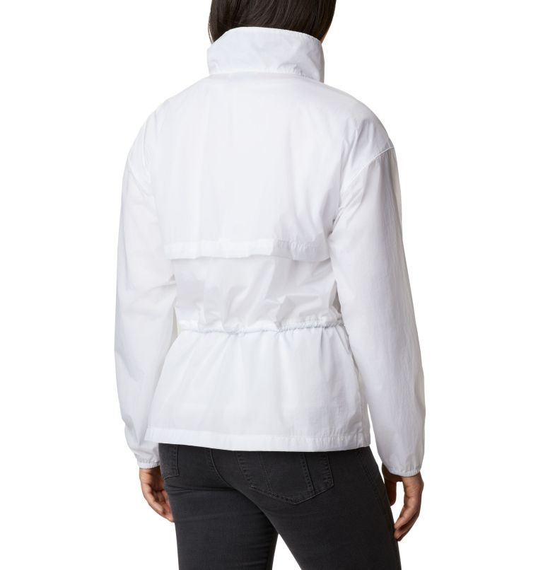 Berg Lake™ Anorak | 100 | M Anorak Berg Lake™ Femme, White, back