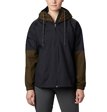 Women's Columbia Park™ Jacket Columbia Park™ Jacket | 466 | L, Black, Olive Green, front