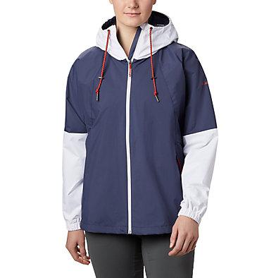 Women's Columbia Park™ Jacket Columbia Park™ Jacket | 466 | L, Nocturnal, White, front