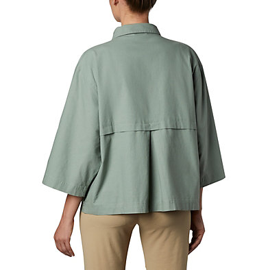 Women's Summer Chill™ Jacket Summer Chill™ Jacket | 100 | L, Light Lichen, back