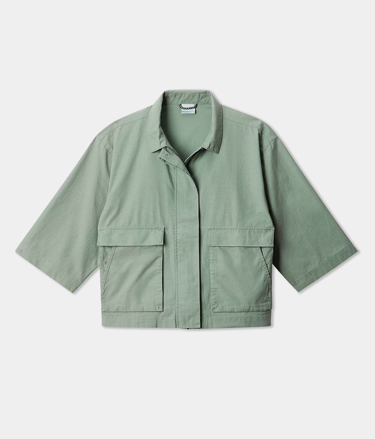 Summer Chill Jacket in green