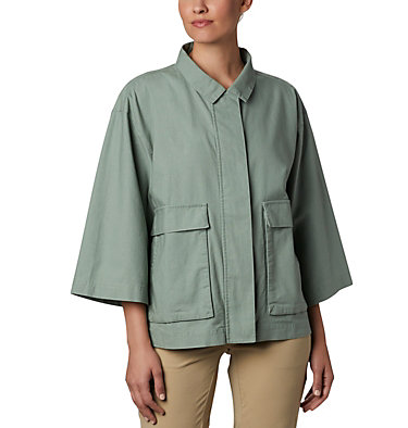 Summer Chill™ Jacke für Damen Summer Chill™ Jacket | 472 | L, Light Lichen, front