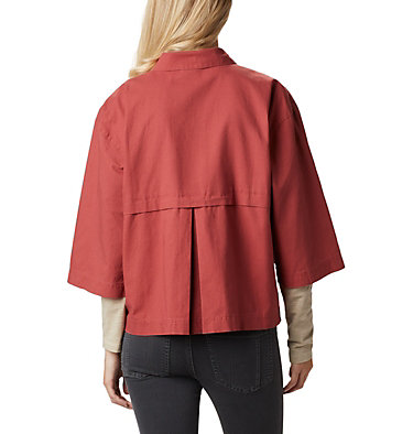 Summer Chill™ Jacke für Damen Summer Chill™ Jacket | 472 | L, Dusty Crimson, back