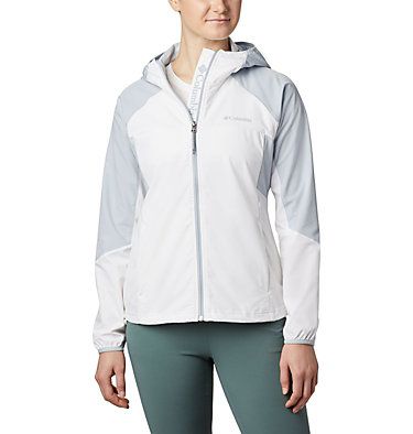Manteau Sweet Panther™ pour femme Sweet Panther™ Jacket | 010 | L, White, Cirrus Grey, front
