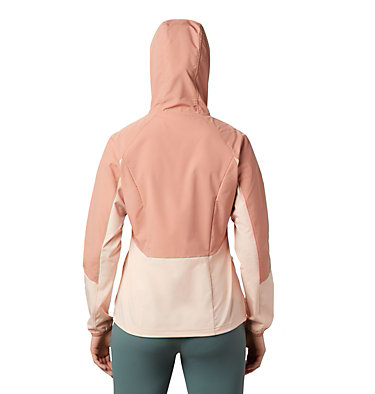 Women's Sweet Panther™ Jacket Sweet Panther™ Jacket | 843 | L, Peach Cloud, Cedar Blush, back