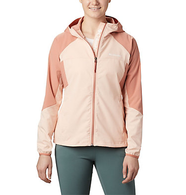Women's Sweet Panther™ Jacket Sweet Panther™ Jacket | 843 | L, Peach Cloud, Cedar Blush, front
