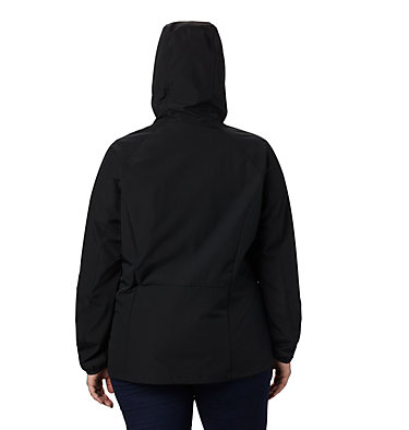 Manteau Sweet Panther™ pour femme – Grandes tailles Sweet Panther™ Jacket | 010 | 1X, Black, back