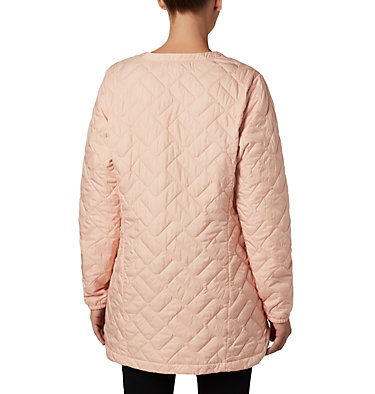 Manteau mi-long Sweet View™ pour femme Sweet View™ Mid Jacket | 010 | L, Peach Cloud, back