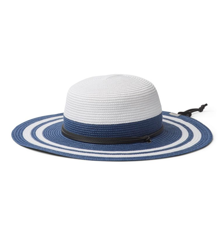 Global Adventure™ Packable Hat II   101   S/M Women's Global Adventure™ Packable Hat II, White, Nocturnal, front