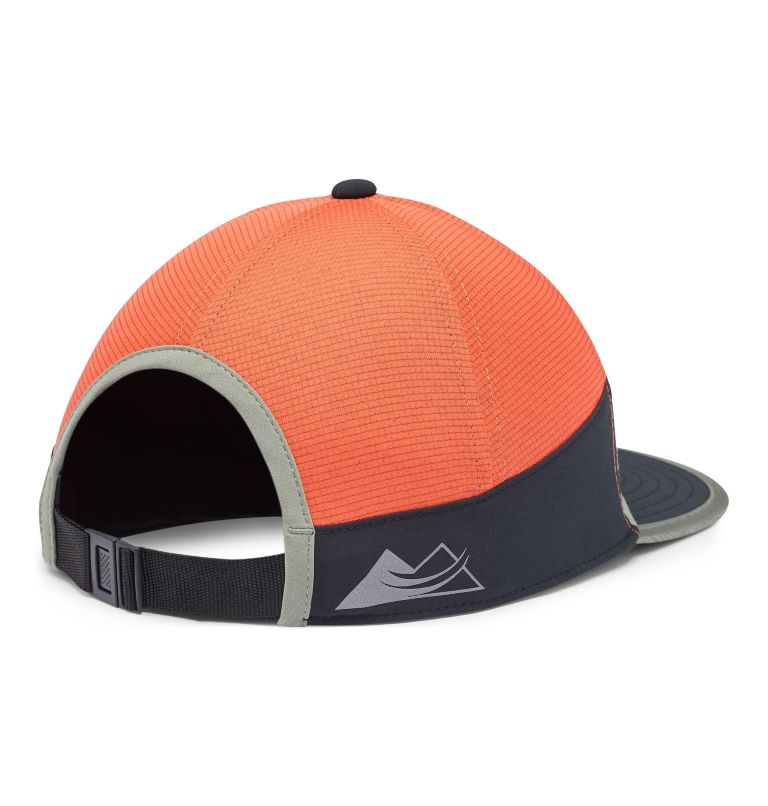 Montrail™ Running Hat II | 316 | O/S Unisex Montrail™ Running Hat II, Cypress, Black, Wildfire, back