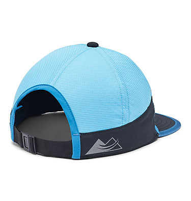 Unisex Montrail™ Running Hat II Montrail™ Running Hat II | 440 | O/S, Dark Pool, Black, Riptide, back