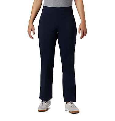 Pantalon décontracté Anytime Casual™ pour femme Anytime Casual™ Relaxed Pant | 010 | S, Dark Nocturnal, front