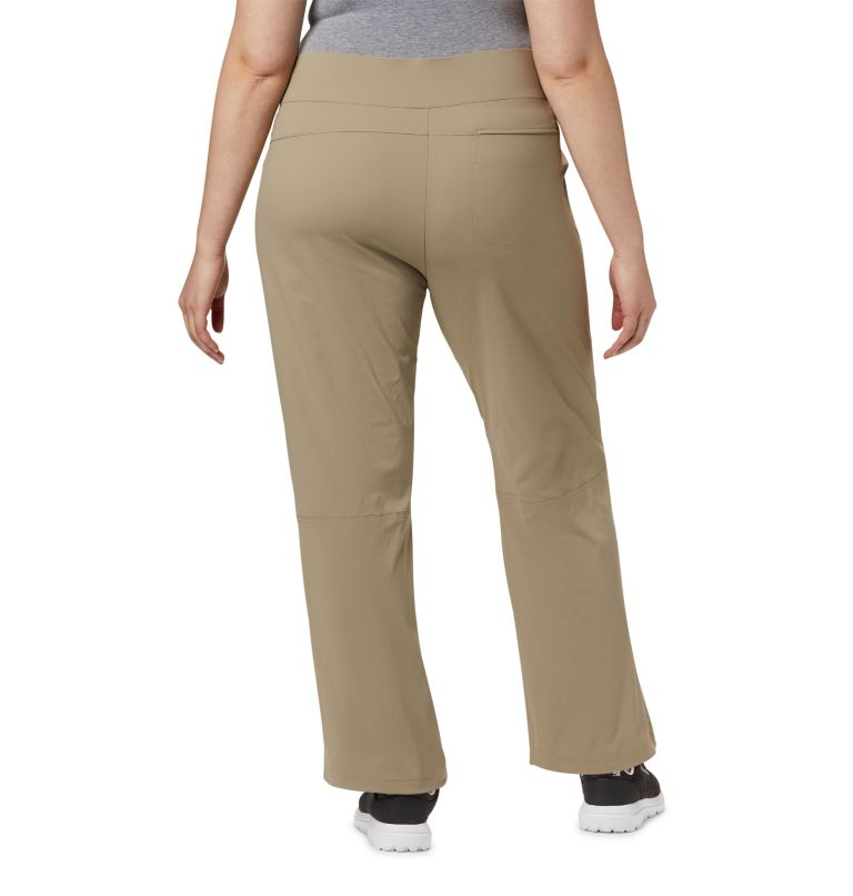 Women's Anytime Casual™ Relaxed Pants - Plus Size Women's Anytime Casual™ Relaxed Pants - Plus Size, back