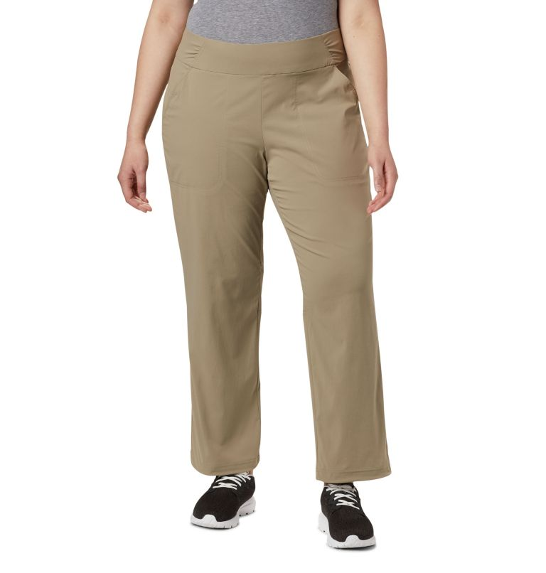 Women's Anytime Casual™ Relaxed Pants - Plus Size Women's Anytime Casual™ Relaxed Pants - Plus Size, front