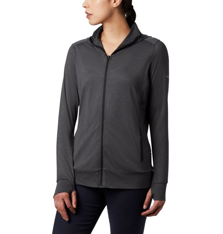 Women's Place To Place™ II Full Zip Hoodie Women's Place To Place™ II Full Zip Hoodie, front