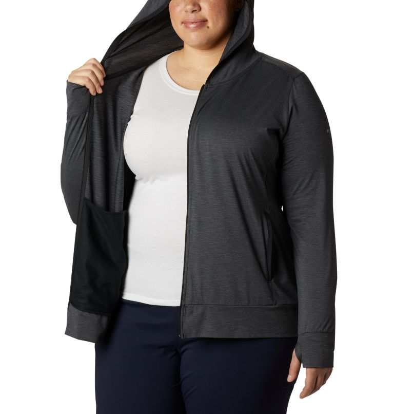 Women's Place To Place™ II Full Zip – Plus Size Women's Place To Place™ II Full Zip – Plus Size, a3