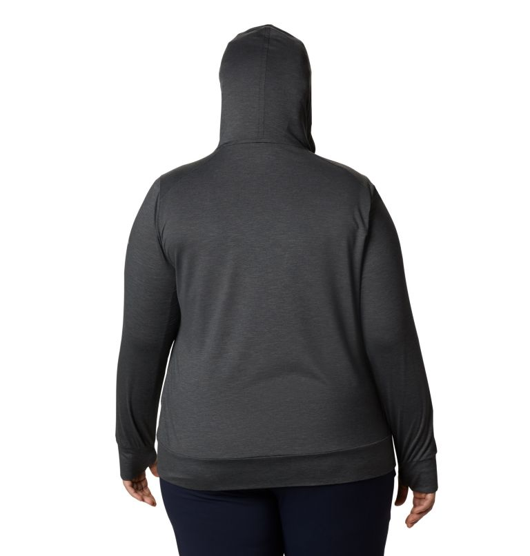 Women's Place To Place™ II Full Zip – Plus Size Women's Place To Place™ II Full Zip – Plus Size, back